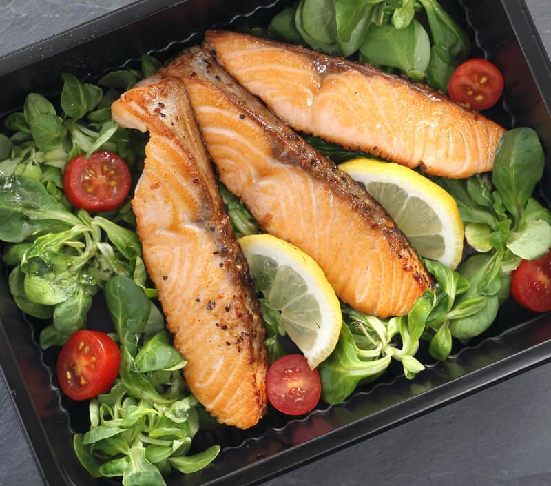 Prima Food Catering Dietetyczny DIETA WEGE+RYBY