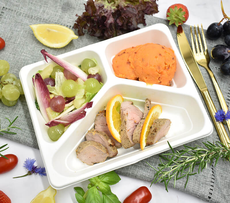 Fit catering
