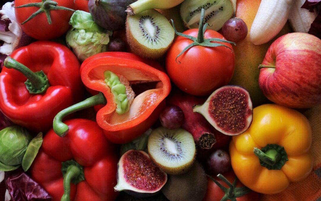 Warzywa i owoce z największą ilością witaminy C